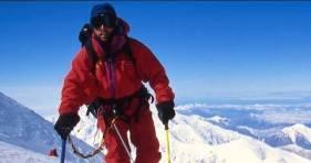 1er non voyant à avoir franchi l'Everest